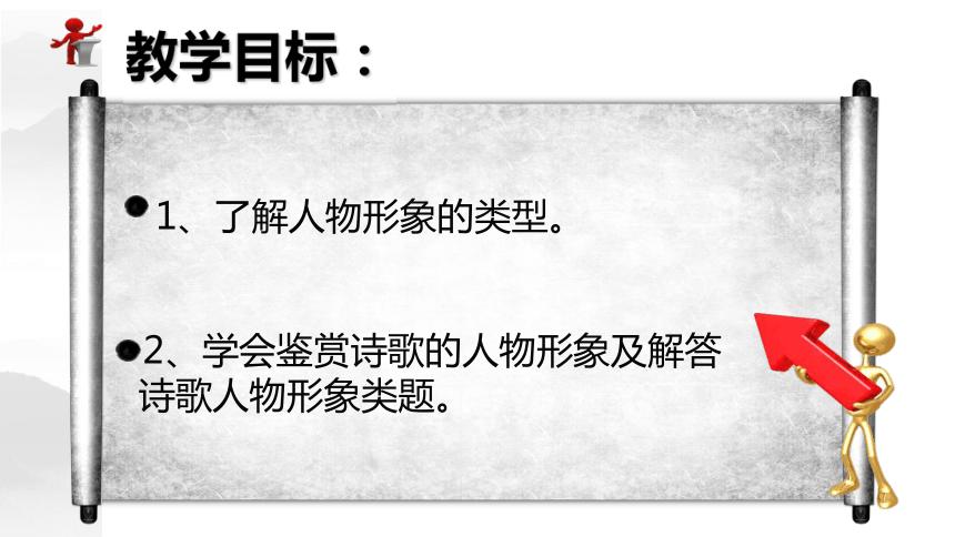2022届高考专题复习:《鉴赏诗歌的人物形象》课件19张PPT