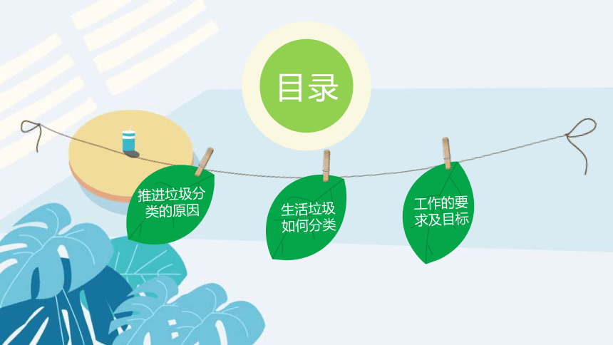 2020-2021年广东省深圳市松源垃圾分类主题班会 课件(共25张PPT)