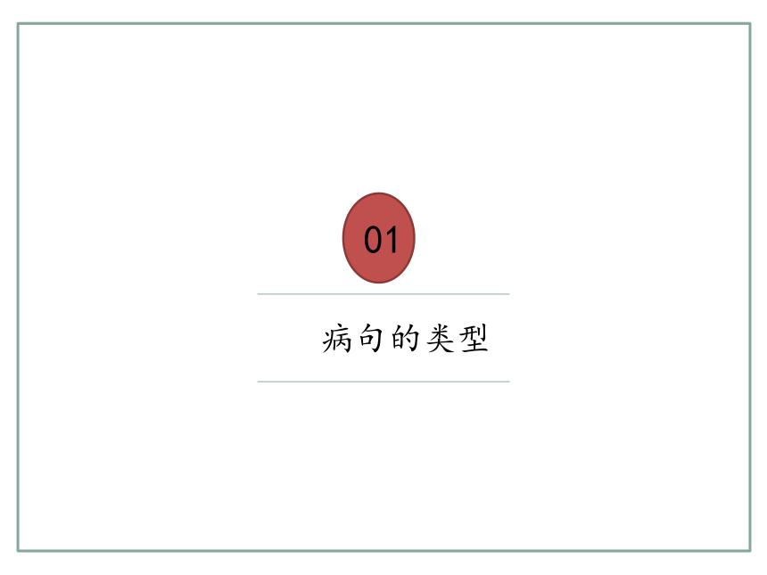 2021年中考语文二轮 基础知识专项之病句 课件(28张PPT)