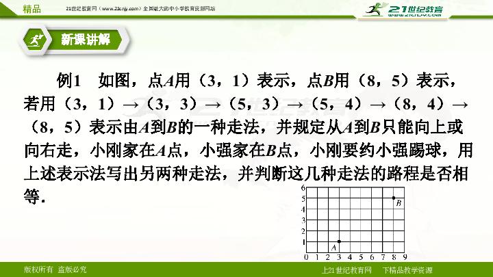 7.1.1有序数对 (课件)