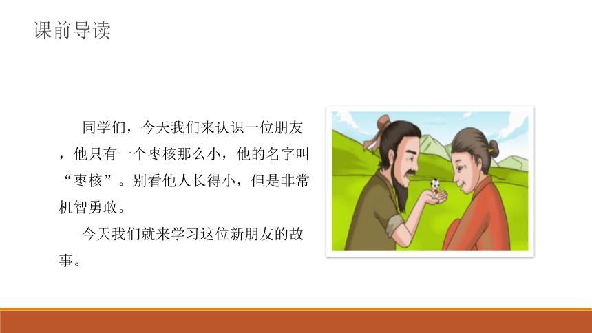 28.《枣核》 教学课件(25张)