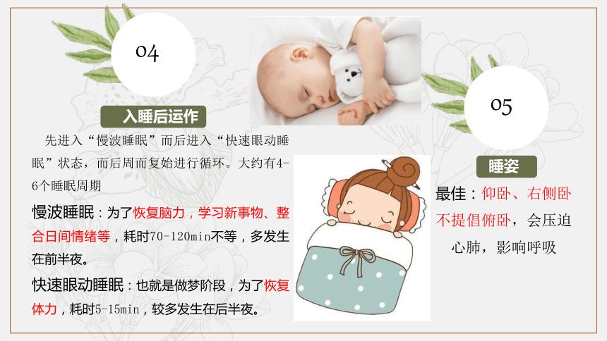 梦与睡眠 课件(50ppt)