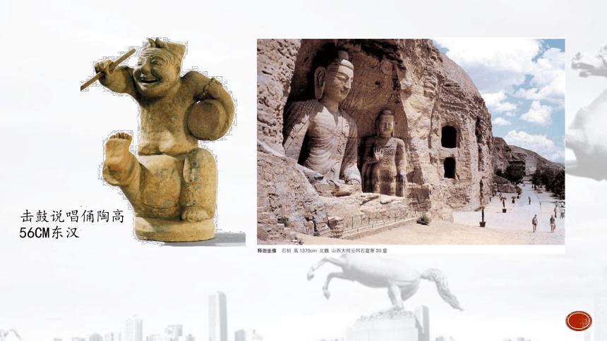 第三单元 主题二 体量与力量——雕塑的美感 课件(22张ppt)