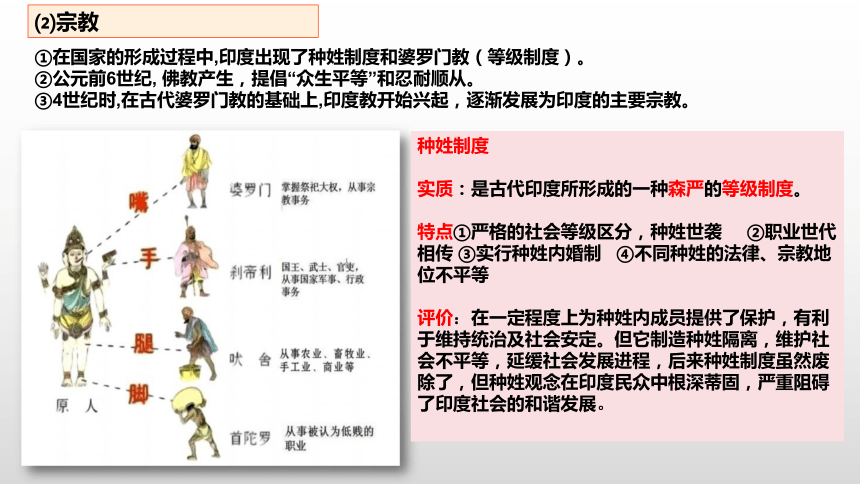 2020-2021学年人教统编版选择性必修三  第5课 南亚、东亚与美洲的文化 课件(36张)