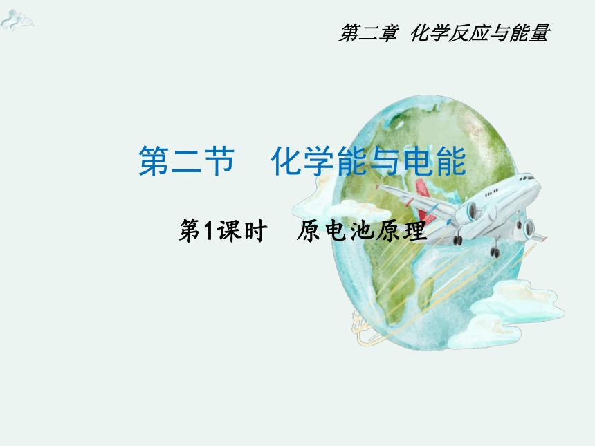 2020-2021学年高一化学2.2.1 原电池原理精编课件(人教版必修二)(共31张ppt)