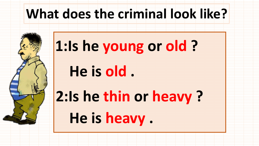 Unit 9 What does he look like? Section B 2a—2c 课件(16张PPT)