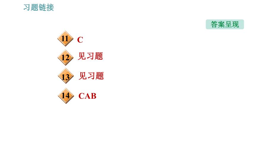 沪粤版八年级下册物理习题课件 第7章 7.3.1   牛顿第一定律(30张)