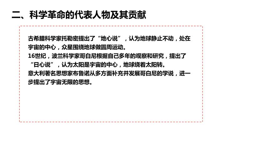 6.1.2 科学革命 课件(32张PPT)