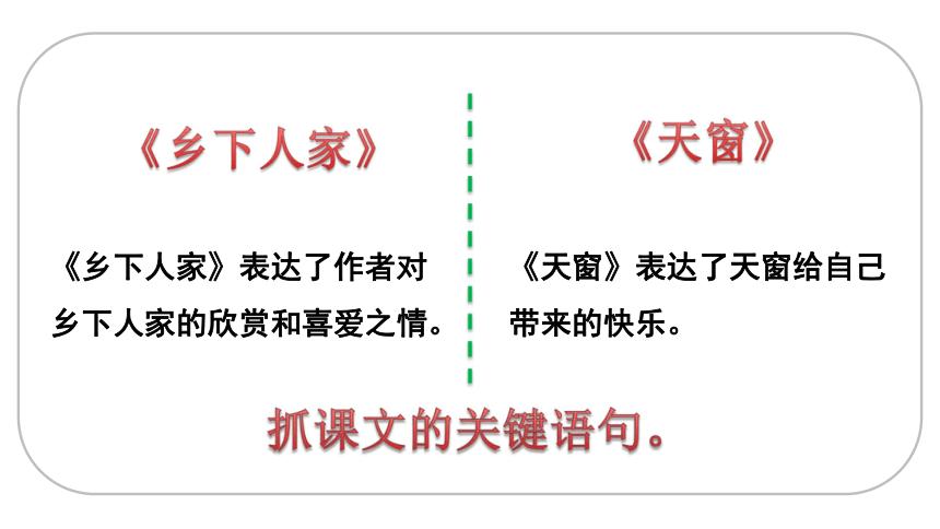 部编版四年级语文下册 语文园地一      课件(2课时 34张ppt)
