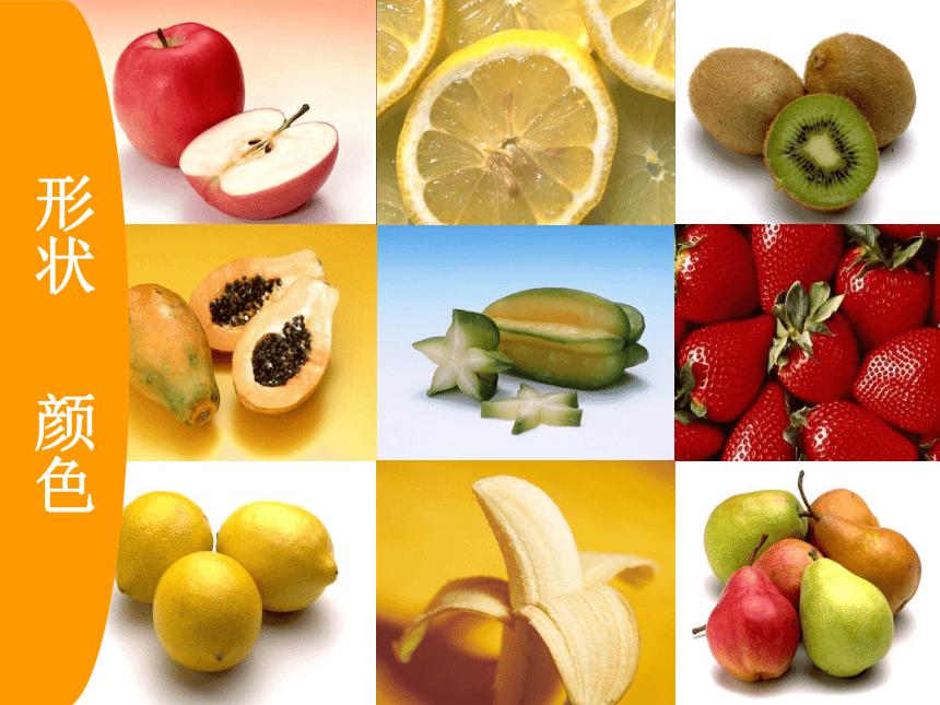 二年级下册美术课件-3.8 吃瓜果的人岭南版 (共20张PPT)