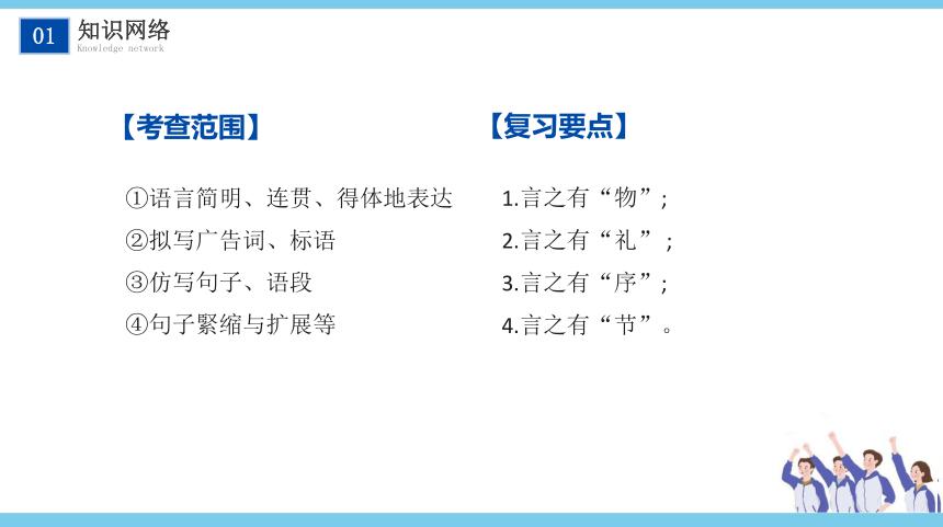 【考点解析与应考指南】2021中考语文专题复习课件专题九 语言综合运用(45张PPT)