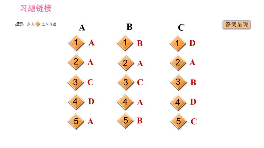 人教版七年级上册英语习题课件 期末专项训练 专项四 阅读理解专训(27张PPT)